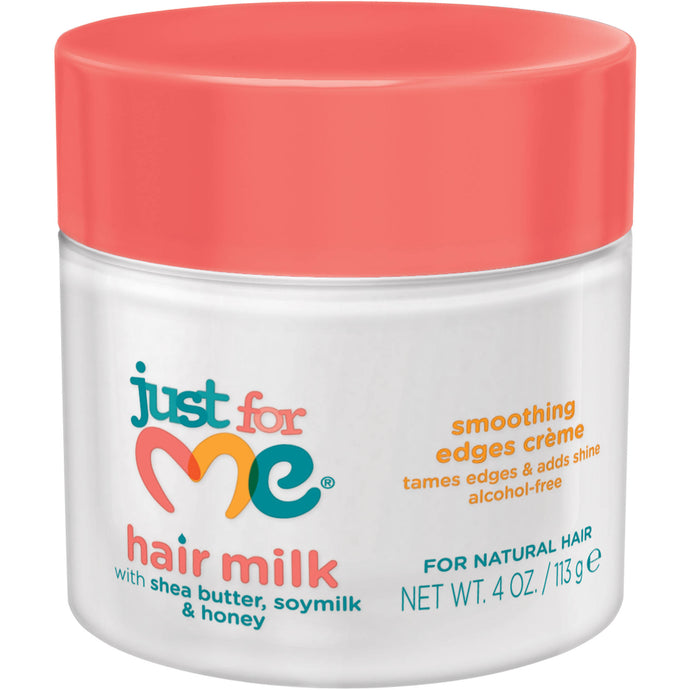 Just For Me Natural Hair Milk Smoothing Edges Creme 8 oz.