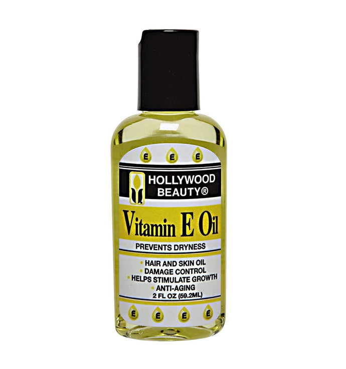 Hollywood Beauty Vitamin E Oil, 2 oz