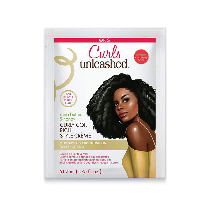 ORS Curls Unleashed Style Cream Pack