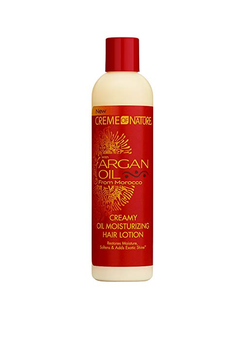 Creme  of Nature Creamy Oil Moisturizing Hair Lotion, 8.45 fl oz