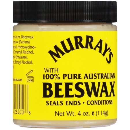 Murrays 100% Pure Australian Bees Wax - 4 oz