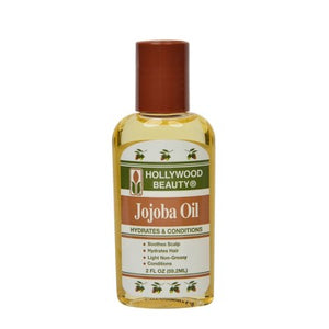 Hollywood Beauty Jojoba Oil, 2 oz