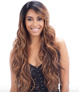 Freetress Equal Lace Front Deep Invisible Part Wig - SUZIE