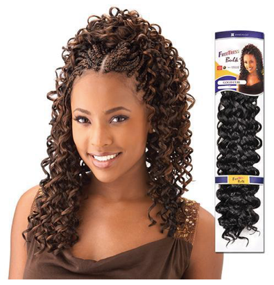 Freetress Braid Crochet GOGO CURL 26