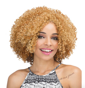 Janet Collection New Easy Quick Premium Heat Resistant Wig - KARIS