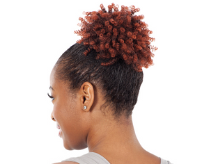 Shake N Go Freetress Drawstring Ponytail  -AFRO PUNK MEDIUM