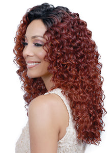 Bobbi Boss Lace Front Premium Synthetic Wig - MLF180 Pandora