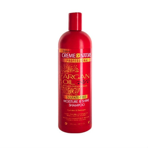 Creme Of Nature Argan Oil Mouisture & Shine Shampoo, 20 fl oz