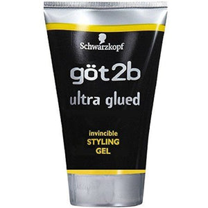 got2b Ultra Glued Invincible Styling Gel Hair Gel 1.25 oz
