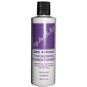 Baby Don't Be Bald Gro Strong Thickening Conditioner , 8 oz