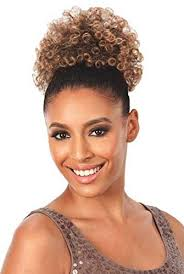 Shake N Go Freetress Drawstring Ponytail  -AFRO PUNK LARGE