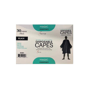 Magic Collection Disposable Capes 30 pack