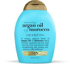 OGX Renewing Argan Oil of Morocco Shampoo, 13 oz