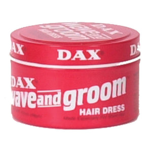 Dax Wave and Groom Hair Dress, 3.5 oz