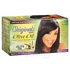 Originals Olive Oil  Conditioning Relaxer System- Super