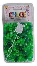 Chloe Kid's Hair Beads 200 pcs