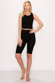 Kimberly 2 Piece Bike Short Set