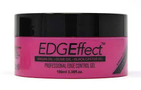 Edge Effect Extreme Hold Edge Gel- Pink 3.38oz