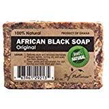 By Natures 100% Natural African Black Soap - 3.5 oz