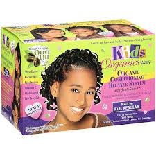 Africa's Best Kid's Originals Natural Conditioning Relaxer System - Regular