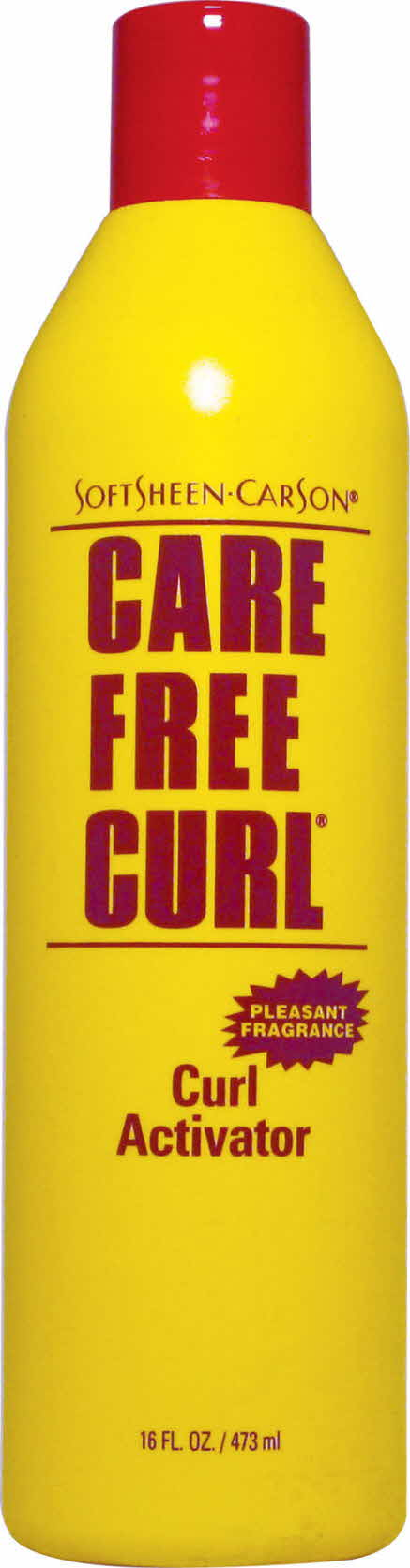 SoftSheen Carson Care Free Curl Activator, 16fl oz