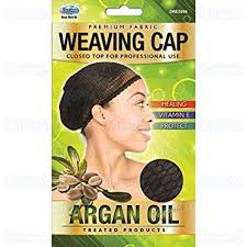 DREAM WORLD Weaving Cap ARGAN OIL DRE5098