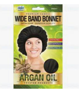 Dream World Wide Band Bonnet ARGAN OIL DRE5073