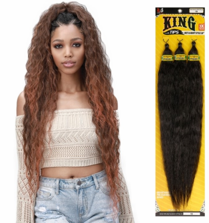 Bobbi Boss King Tips Wet & Wavy 3x