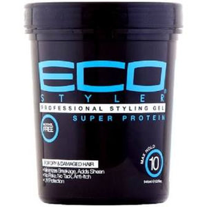 Eco Styling Gel Black Super Protein