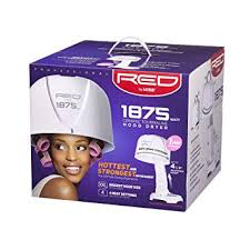 Kiss 1875 Ceramic TOURMALINE HOOD DRYER