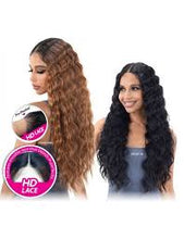 "FreeTress Equal Deep Waver 003 5"" Ear to Ear Front Lace Wig"