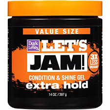 Let's Jam Shining/Conditioning Gel Extra Hold, 5.5 oz