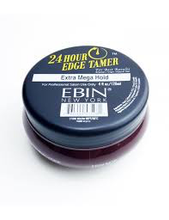 Ebin Edge Tamer Black Extra Mega Hold