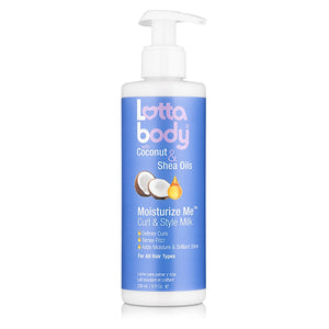 LOTTABODY Moisturize Me Curl and Style Milk- 8oz