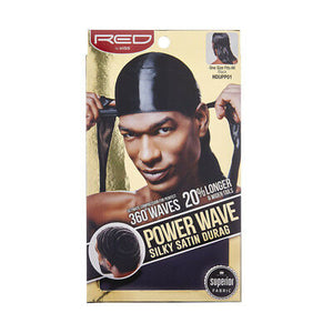 Kiss Power Wave Silky Satin Durag