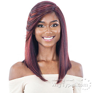 Freetress Equal Luxury 5 inch Lace Part Wig - SOFT LAYER BANG