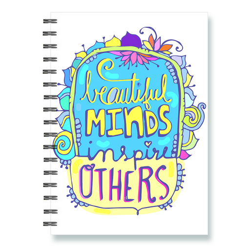 Beautiful Minds Notebook
