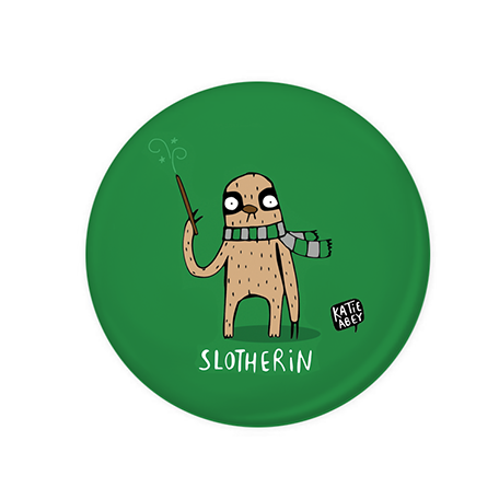 Slotherin Badge
