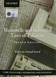 The Mercantile and Industrial Laws in Pakistan
