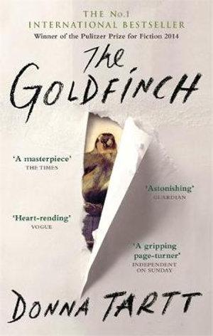 The Goldfinch : Winner of Pulitzer Prize For Fiction 2014