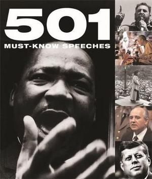 501 Must-Know Speeches (English)