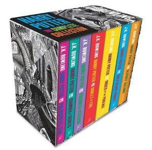 Harry Potter The Complete Collection (7 Books Box Set)