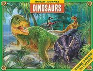 Jigsaw Journey : Dinosaurs : Book, Poster and 40-Piece Jigsaw Puzzle