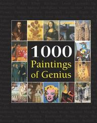 1000 Paintings of Genius : The Book