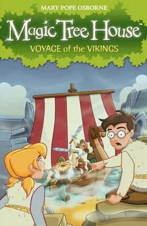 Voyage of the Vikings : Magic Tree House Series: Book 15