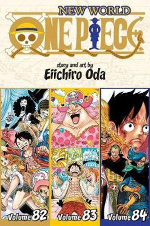 One Piece (Omnibus Edition), Vol. 28 : Includes vols. 82, 83 & 84 : 28