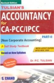 Tulsian's Accountancy & Quick Rev for Ca-ipcc Group II
