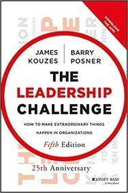 The Leadership Challenge: How to Make Extraordinary Things Happen in Organizations (25th Anniversary) (English)