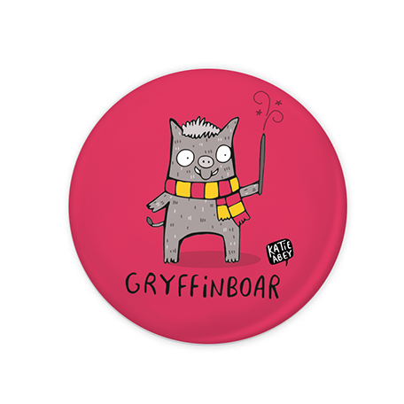 Gryffinboar Badge