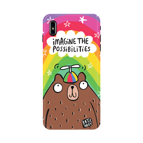 Possibilities - iPhone X Phone Cover